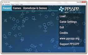 Tata Cara Memainkan Games PSP ISO Di Komputer dengan mudah tanpa repot