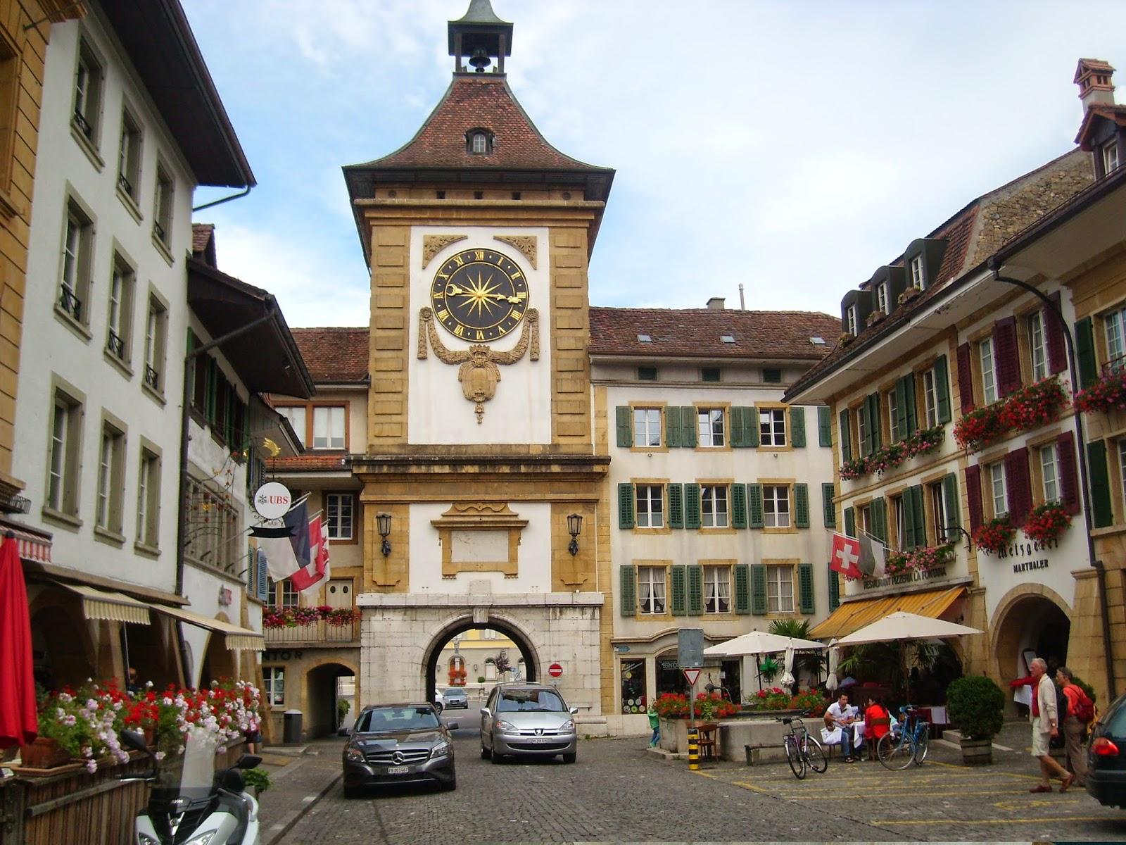Resultado das Eleições na Suíça.