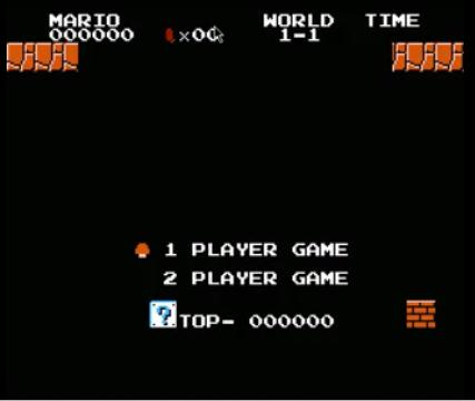 Super Mario Brothers - Frustration (Video)