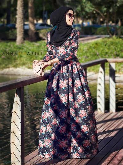 Mode hijab chic et élégant