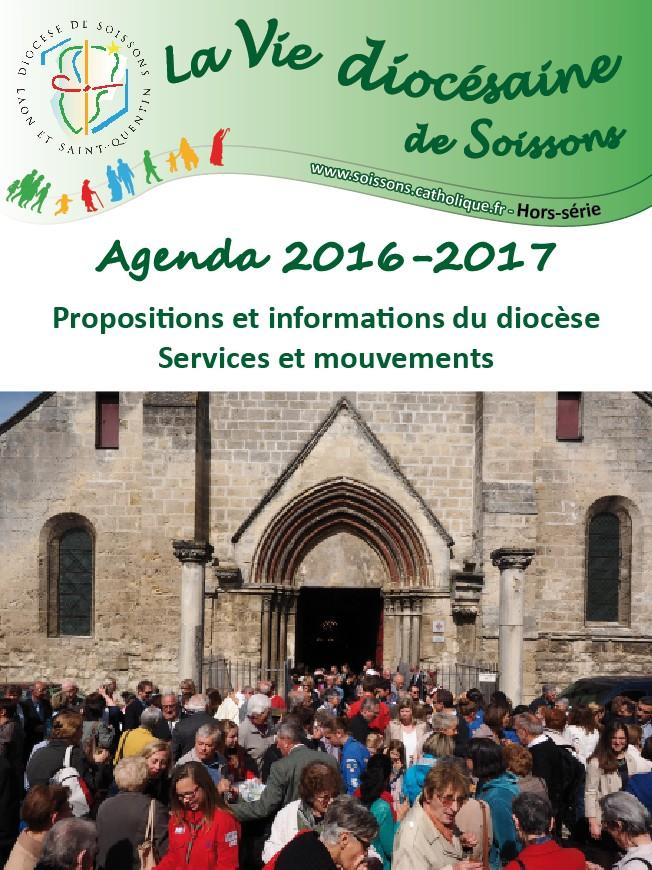 Consultez l'agenda diocésain 2016/2017
