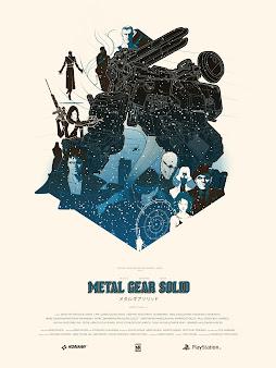#5 Metal Gear Solid Wallpaper