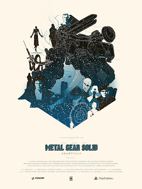 #5 Metal Gear Solid Wallpaper