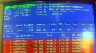 Cara Cek Dan Tanda Kerusakan RAM Pada Laptop Atau Komputer