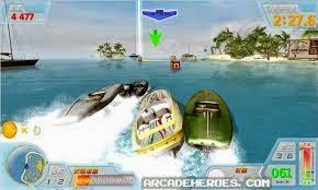 Deniz de Yarış Oyunları Kural Oyun