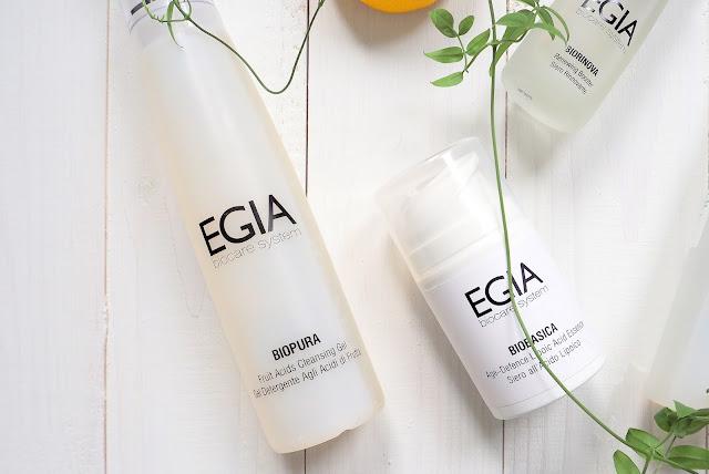 Гель для умывания с фруктовыми кислотами Egia BioPura Fruit Acids Cleansing Gel