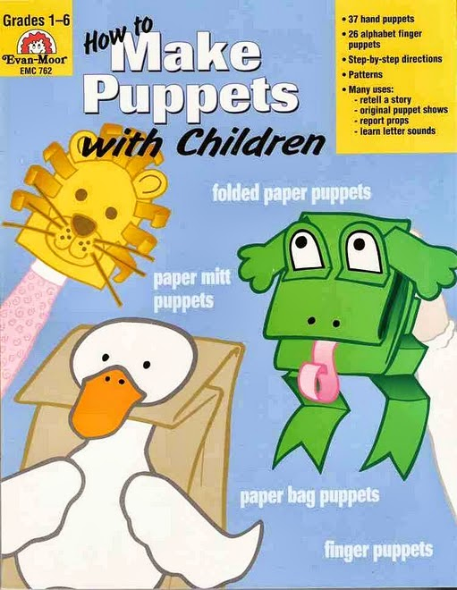CLICK BELOW - Images for FOLDED PUPPETS