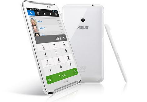 Asus Fonepad Note 6, dilengkapi dengan Stylus