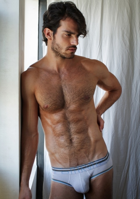 Picture About Male Model Junior Ferreira Presented by Torian Lewis