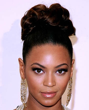 Hair  Weddings on American Black Wedding Hairstyle With Updo Hair For Women In Spring