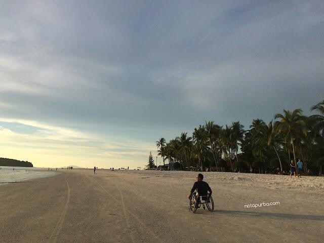 Pantai Cenang, Langkawi.
