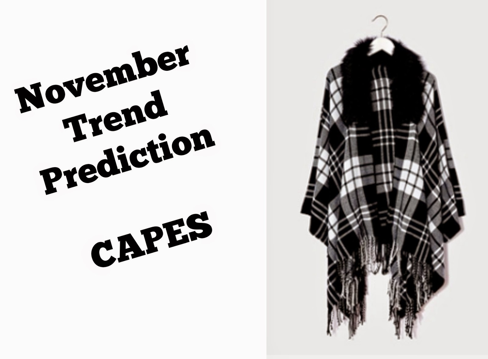 Trend Prediction Capes