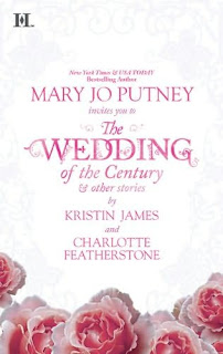 Book cover of The Wedding of the Century & Other Stories Harlequin romance anthology