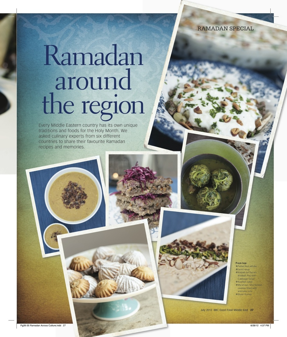 Cook your dream press features bbc good food middle east my photos featured in july issue recipe by bethany kehdy forumfinder Gallery
