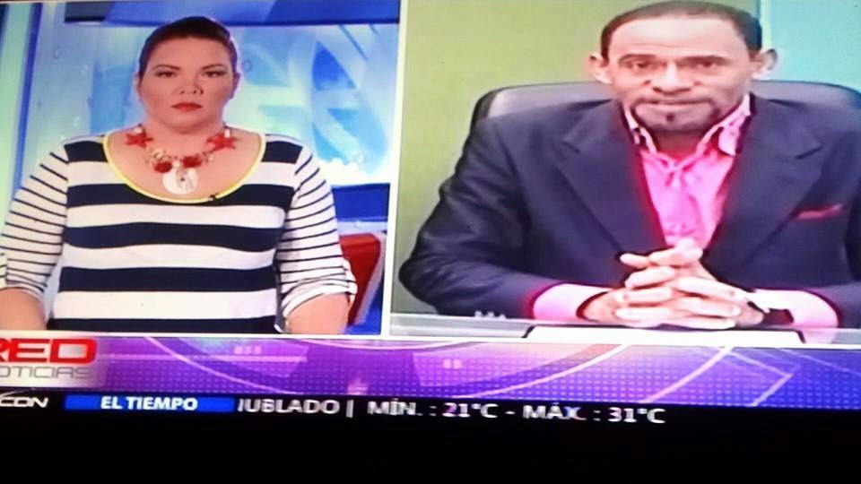 Desde La Romana José Báez El Hombre Noticia Ahora en CDN canal 37 a las 5:30 pm  Con un Resumen