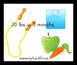 How I lost 20 lbs in 3 months