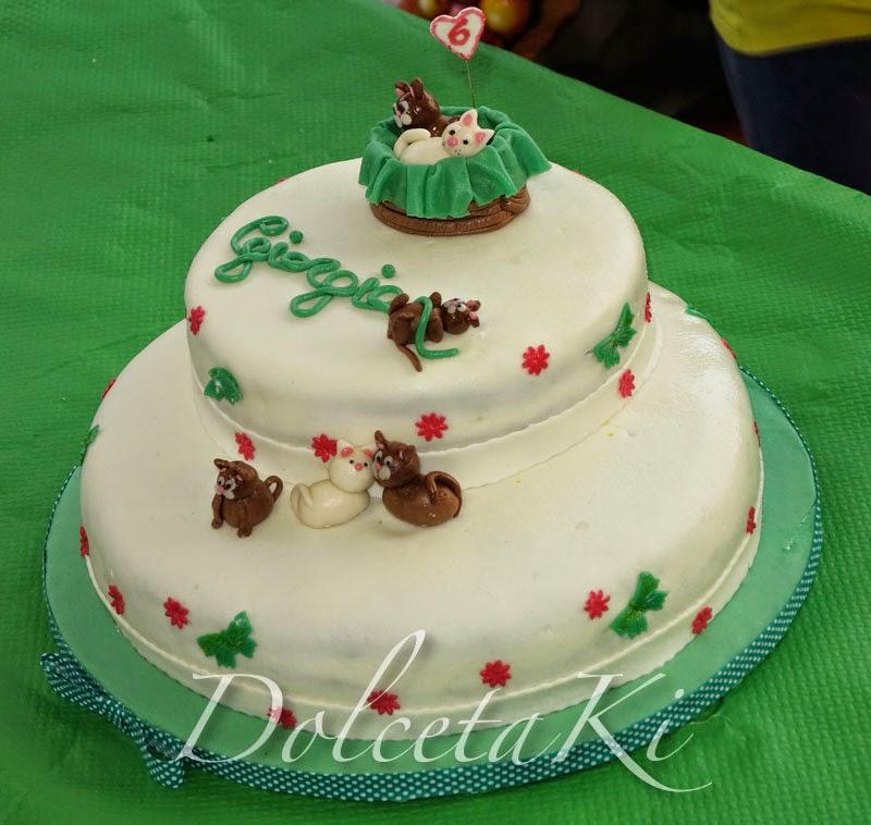 torta gattini