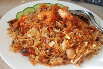 nasi goreng seafood paling enak