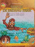 toko buku rahma: buku BANJIR DI PADANG PASIR (KISAH NABI NUH), pengarang bahrudin supardi, penerbit rosda