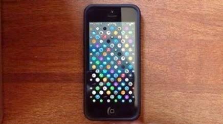 Η Apple μας έχει δείξει το νέο λειτουργικό των ρολογιών της. Εδώ πως θα φαίνεται σε ένα iPhone.