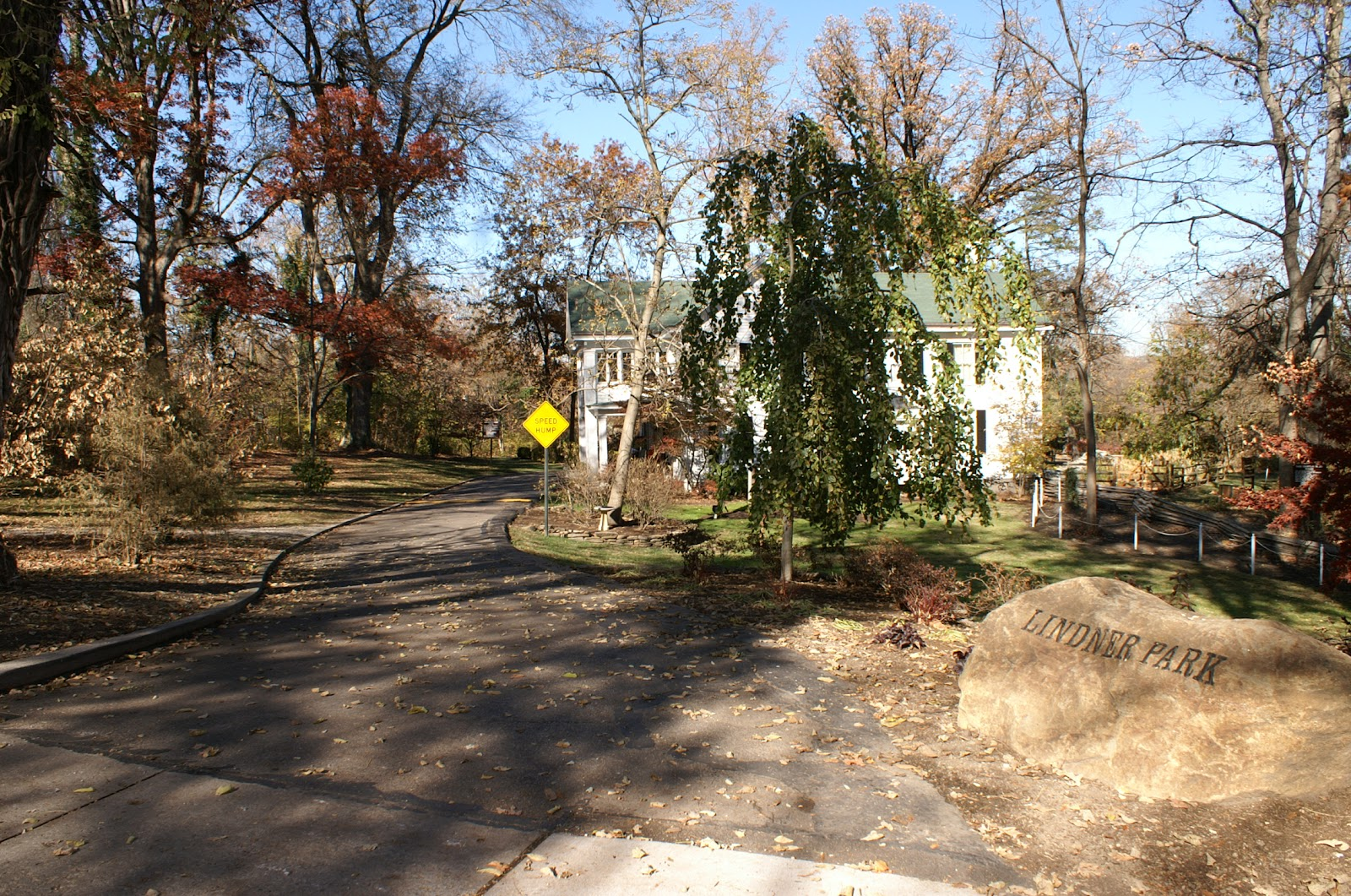 Two Tykes on a Hike: Trail Tale 1: Lindner Park, McCullough Estate ...