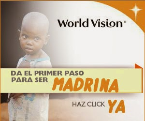 ¡Conviértete en Madrina con World Visión!