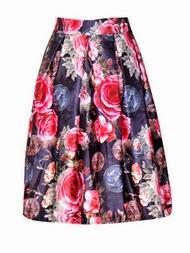 Model terbaru rok pendek wanita desain elegan