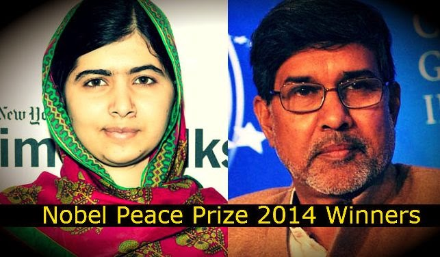Noble Peace Prize Winner 2014