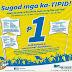 Cebu Pacific P1 Bonifacio Day Sale