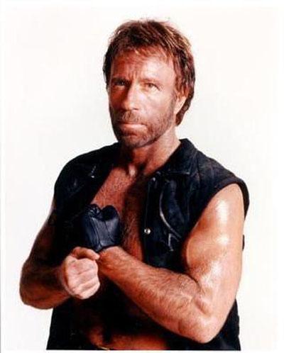 Chuck Norris Testosterone