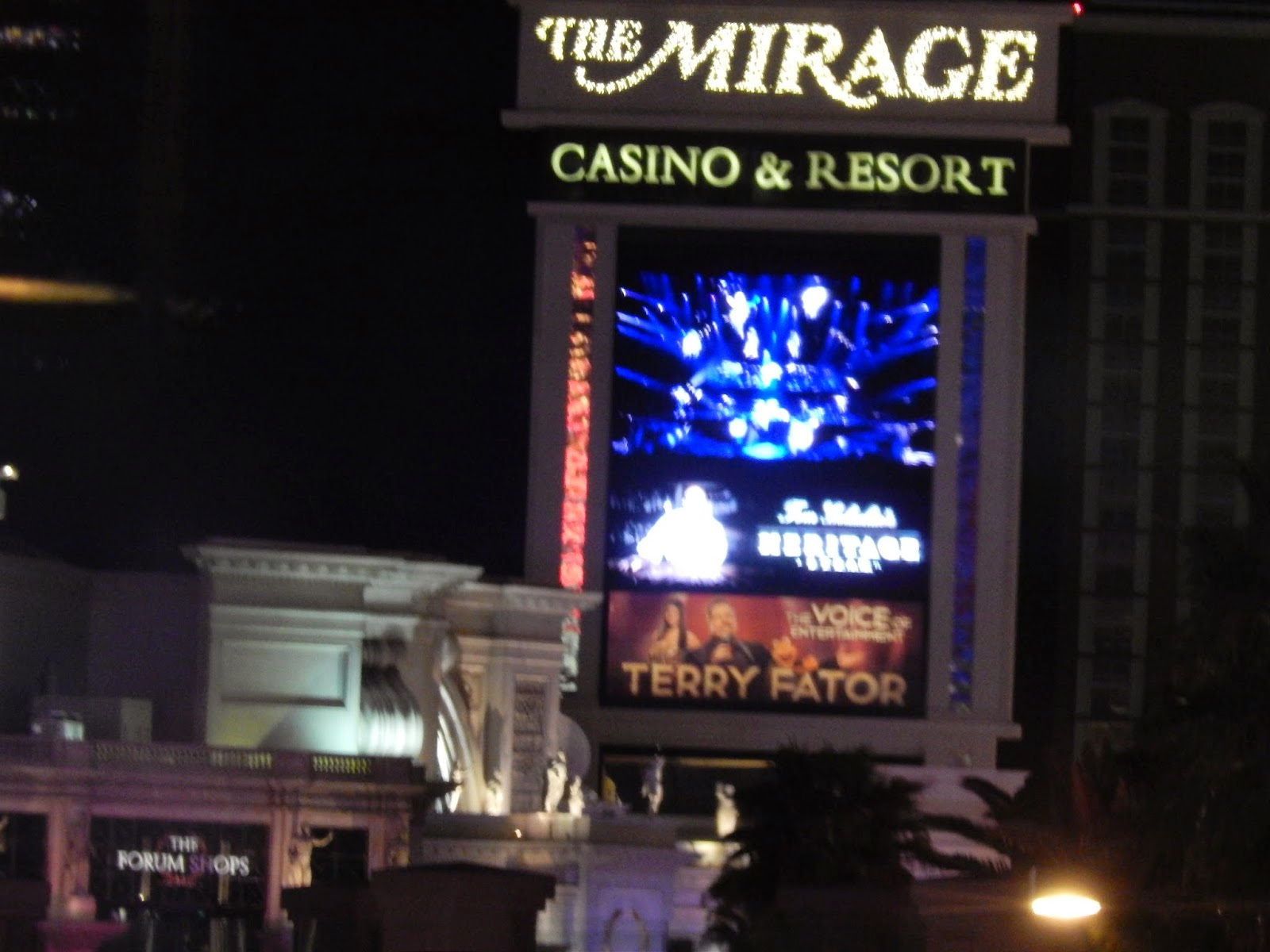 Live and in Las Vegas During March Madness