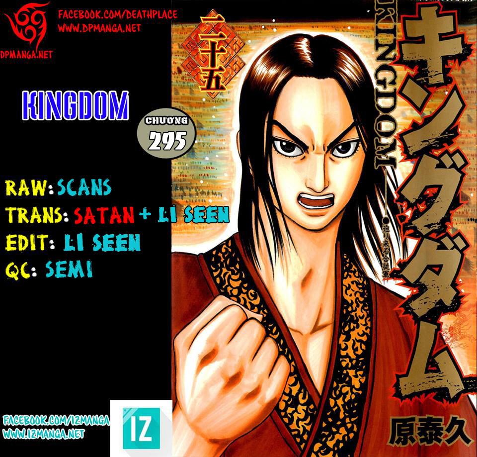 Kingdom – Vương Giả Thiên Hạ (Tổng Hợp) chap 295 page 2 - IZTruyenTranh.com