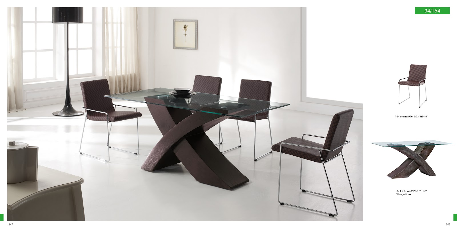 Unique dinette sets long island new york uniquedinetteny for Dining room furniture modern