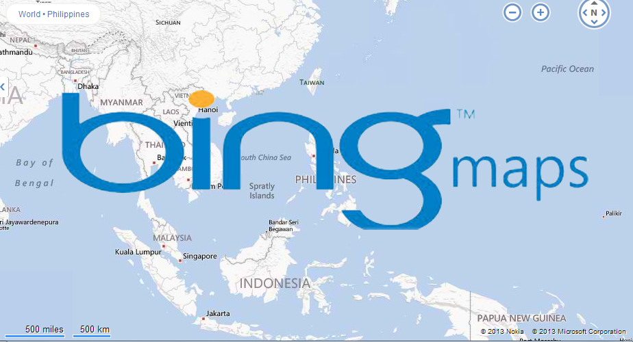 Top 5 Map Si... Bing Maps