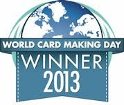 2013 WCMD Winner - Birthday Category