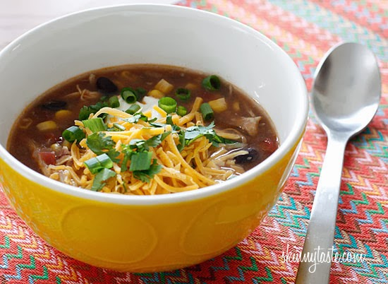 crock pot chicken enchilada soup crock pot chicken enchilada soup
