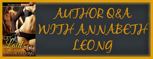 Blog Tour: Author Q&A + Giveaway – Get Laid by Annabeth Leong