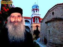 Η Ιερά Μονή Οσίου Δαυίδ Ευβοίας οικοδόμησε Ι.Ν. Ζωοδόχου Πηγής,