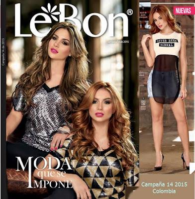 Catalogo Lebon Campaña 14 2015