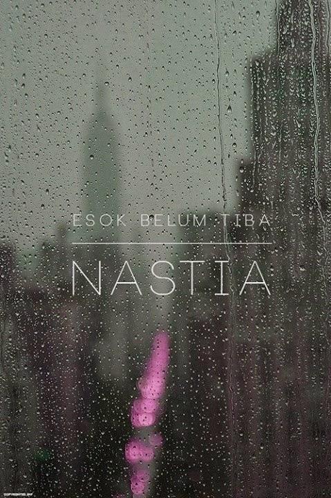 Nastia Esok Belum Tiba lagubestbest