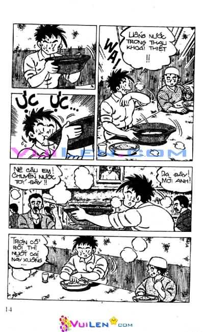 Jindodinho - Đường Dẫn Đến Khung Thành III  Tập 45 page 14 Congtruyen24h