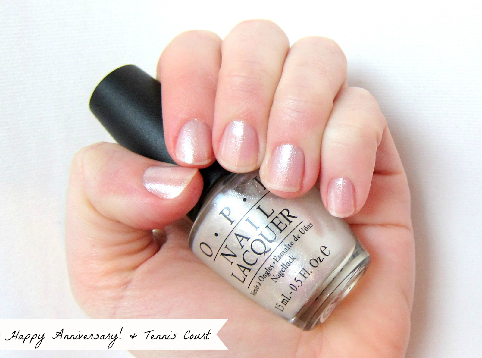 opi happy anniversary review