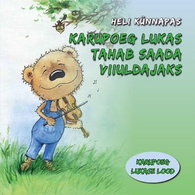 Inspireeriv lasteraamat nüüd saadaval: