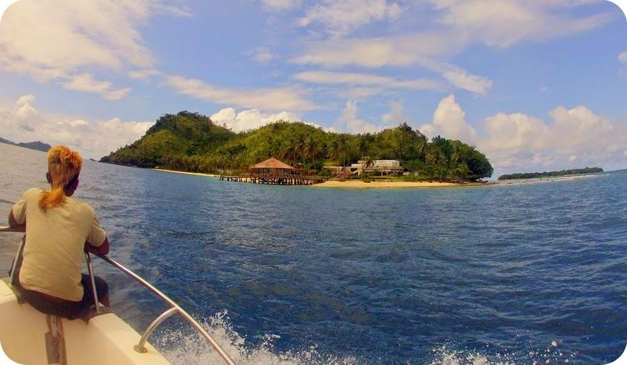 Pulau Sikuai Padang
