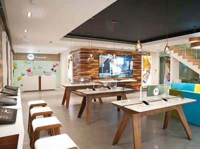 Motorola Buka Pusat Service dan Experience Centre di India
