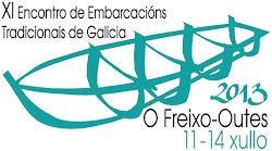 XI Encontro de Embarcacións Tradicionais de Galicia. O Freixo-Outes 2013
