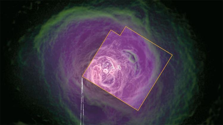 Las últimas observaciones registradas por el espectómetro de Hitomi