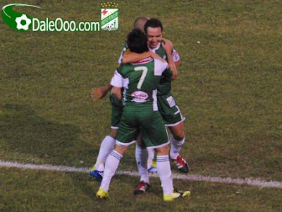 Oriente Petrolero - Marcelo Aguirre, Gualberto Mojica, Rodrigo Vargas - Club Oriente Petrolero