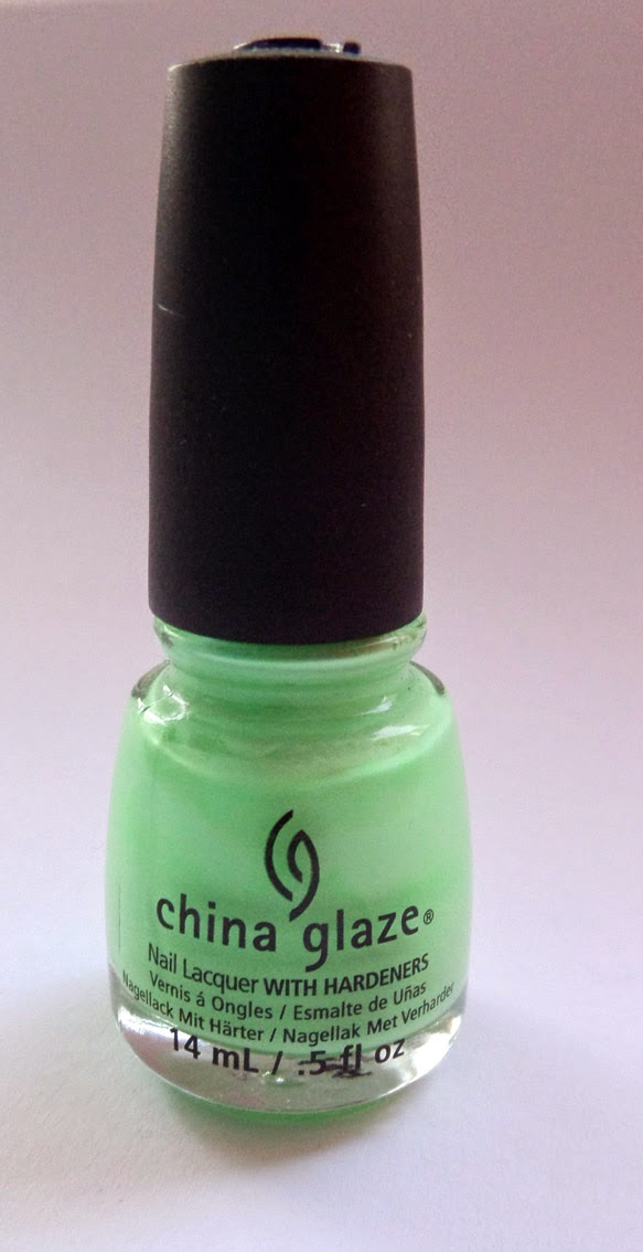 [Nagellack] china glaze - Highlight of my summer