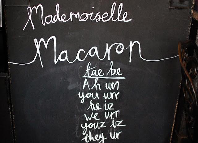 Mademoiselle Macaron Edinburgh Patisserie